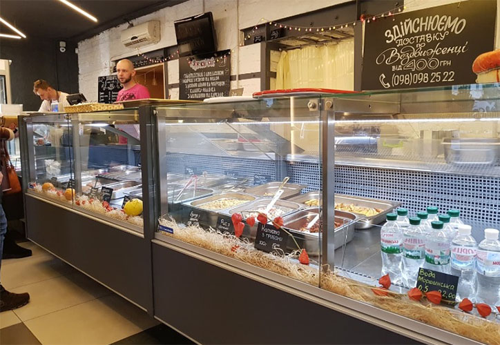 Оборудование для магазинов, кафе, пекарен, столовых 7
