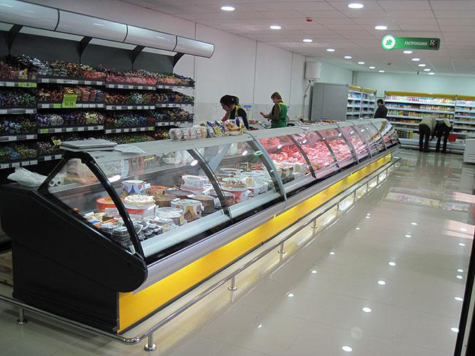 Холодильні вітрини Siena