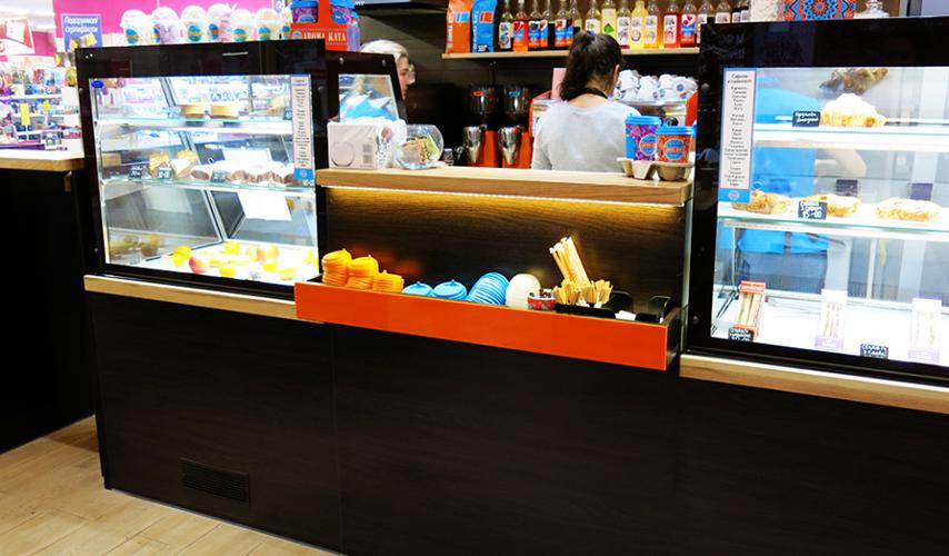 Оборудование для магазинов, кафе, пекарен, столовых 2